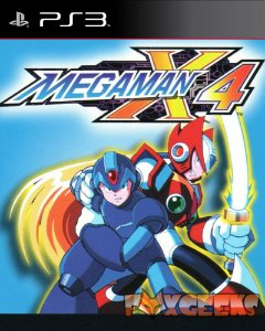 Mega Man X4 & X5 [PS3]