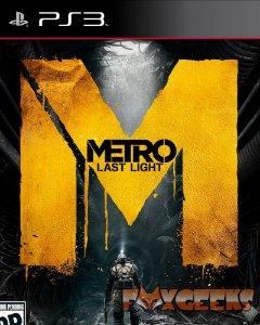 Metro Last Light: Complete Edition [PS3]