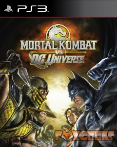 Mortal Kombat vs DC Universe [PS3]