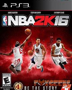 NBA 2K16 [PS3]