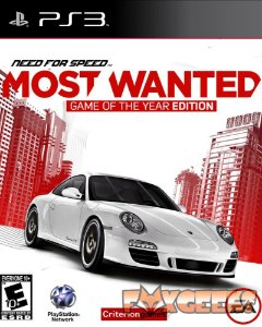 Need For Speed Most Wanted [PS3]