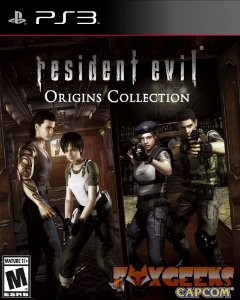 Resident Evil: Deluxe Origins Bundle [PS3]