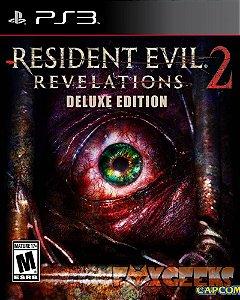 Resident Evil Revelations 2 Edição de Luxo [PS3]