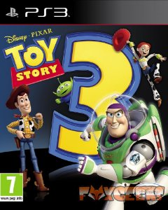 Toy Story 3: The Video Game [PS3]