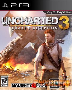Uncharted 3: Drake's Deception GOTY Edition [PS3]