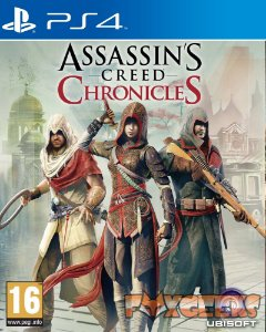 Assassin's Creed Chronicles Trilogy [PS4]