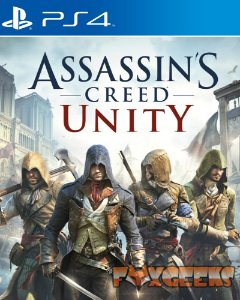Assassin's Creed Unity [PS4]