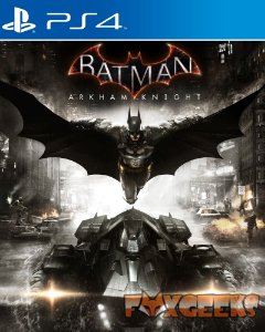 Batman: Arkham Knight - Português [PS4]