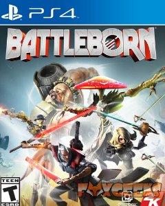 Battleborn [PS4]