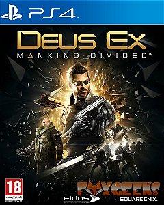 Deus Ex: Mankind Divided [PS4]