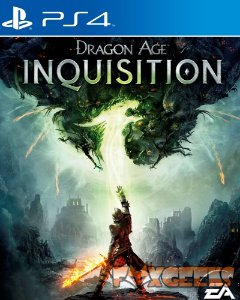 Dragon Age: Inquisition Edição de Luxo [PS4]