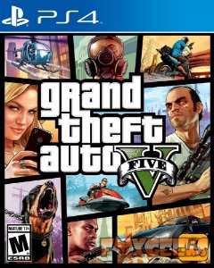 GTA V [PS4]