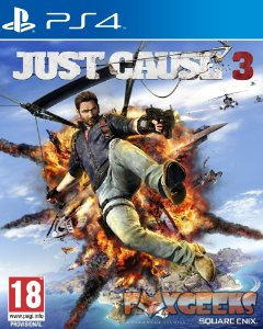 Just Cause 3 [PS4]
