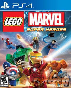 LEGO Marvel Super Heroes [PS4]