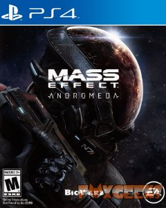 Mass Effect Andromeda [PS4]