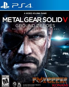 Metal Gear Solid V: Ground Zeroes [PS4]