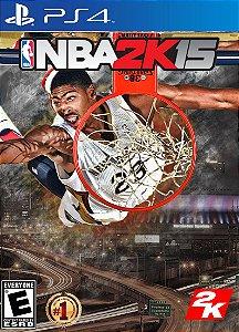 NBA 2K15 [PS4]
