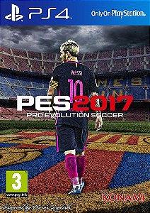 PES 2017 [PS4]