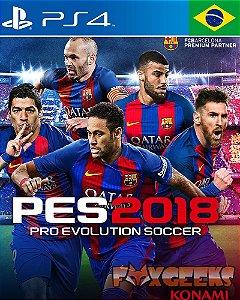 PES 2018 [PS4]