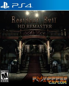 Resident Evil HD [PS4]