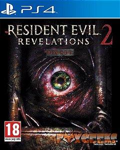 Resident Evil Revelations 2 Edição de Luxo [PS4]