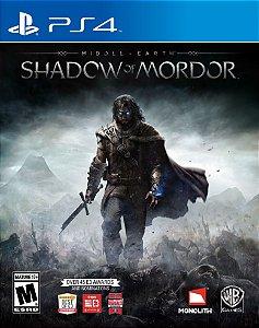 Terra-Média: Sombras de Mordor Edição Jogo do Ano [PS4]