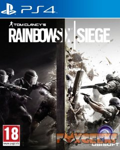 Tom Clancy's Rainbow Six Siege Deluxe Edition [PS4]