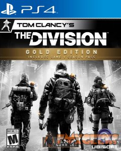 Tom Clancy's The Division Gold Edition [PS4]