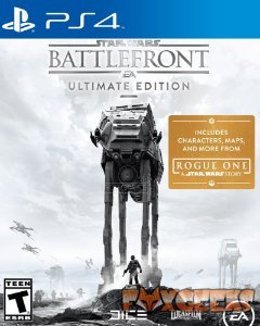 Star Wars: Battlefront Ultimate Edition [PS4]