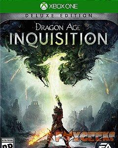 Dragon Age: Inquisition Edição de Luxo [Xbox One]