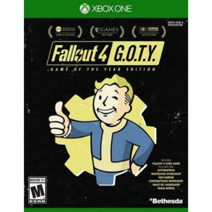 Fallout 4 Game of The Year Edition [Xbox One]