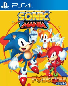 Sonic Mania [PS4]