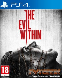 The Evil Within DIgital Bundle [PS4]