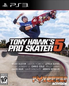 Tony Hawk's Pro Skater 5 [PS3]