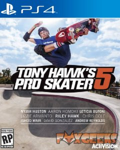 Tony Hawk's Pro Skater 5 [PS4]