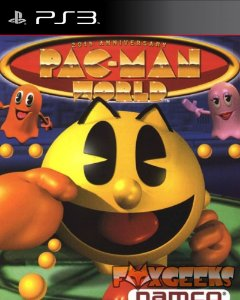 Pac-Man World 20th Anniversary (CLÁSSICO PSONE) [PS3]