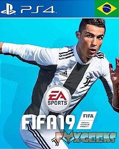 FIFA 19 Edição Standard [PS4]