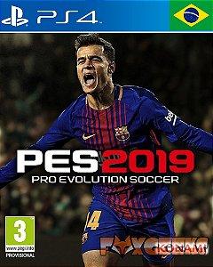 PES 2019 [PS4]