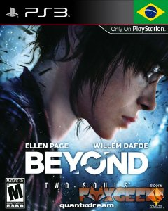 Beyond: Two Souls - Português [PS3]