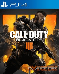 Call of Duty: Black Ops 4 Edição Ascensão do Spectre [PS4]