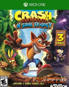 Crash Bandicoot N. Sane Trilogy [Xbox One]