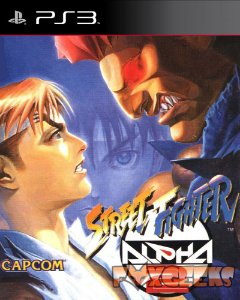 Street Fighter Alpha 2 (CLÁSSICO PSONE) [PS3]
