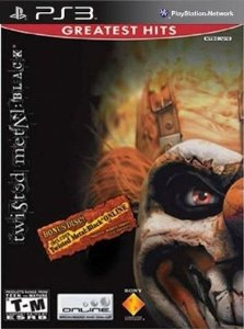 Twisted Metal Black [PS3]