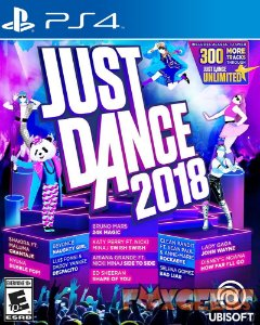 Just Dance 2018 [PS4]