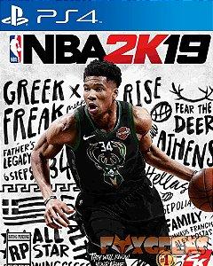 NBA 2K19 [PS4]