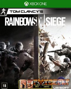 Tom Clancy`s Rainbow Six Siege Deluxe Edition [Xbox One]