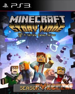 Minecraft Story Mode - Season Pass [PS3]