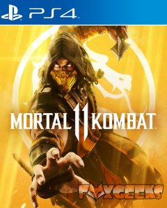 Mortal Kombat 11 [PS4]