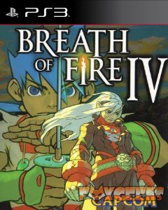 Breath of Fire IV [PS3]