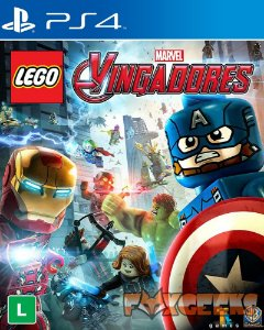 LEGO Marvel's Avengers [PS4]